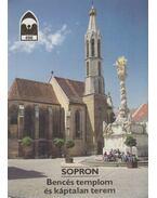 Sopron - Bencés templom és káptalan terem - Dercsényi Balázs