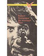 Az országúti Rém - Destanque, Robert