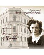 Donászy Magda - Híres Szombathelyi nők - Devecsery László