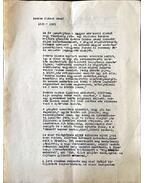 Dévényi Iván - Bokros Birman Dezső emlékére írt tanulmánya
