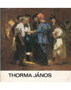 Thorma János - Dévényi Iván