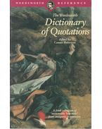 The Wordsworth Dictionary of Quotations - ROBERTSON, CONNIE