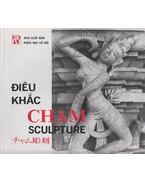 Cham Sculpture (dedikált) - Dieu Khac