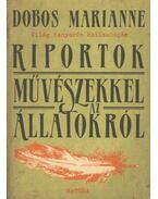 Világ tenyerén katicabogár - Dobos Marianne