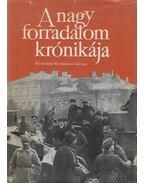 A nagy forradalom krónikája - Dolmányos István