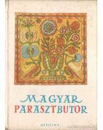 Magyar parasztbútor - Domanovszky György