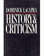 History and Criticism - Dominick LaCapra