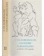 A világirodalom legszebb elbeszélései II. kötet - Domokos János