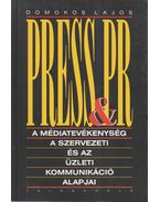 Press & PR - Domokos Lajos