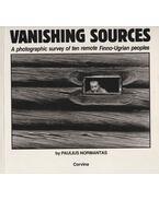 Vanishing Sources - Domokos Péter