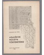 Adalékok Moldva történetéhez - Domokos Pál Péter