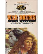 War Drums - Donald Clayton Porter