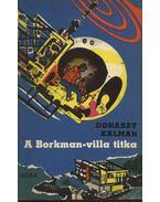 A Borkman-villa titka - Donászy Kálmán