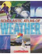 Scholastic Atlas of Weather - Donna Vekteris