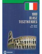 1000 olasz tesztkérdés - Doró Gézáné, Kovács Mónika