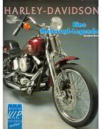 Harley-Davidson - Eine Motorrad-Legende - Dorothea Briel