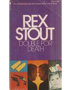 Double for Death - Stout, Rex