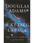 A kétség lazaca - Douglas Adams