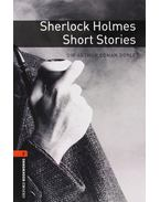 Sherlock Holmes Short Stories - Stage 2 - Doyle, Sir Arthur Conan, Clare West