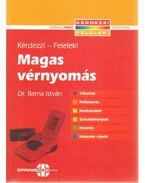Magas vérnyomás - Dr. Barna István