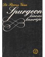 Spurgeon kincseskamrája - Dr. Boross Géza