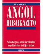 Angol hibaigazító - Dr. Budai László