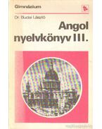 Angol nyelvkönyv III. - Dr. Budai László