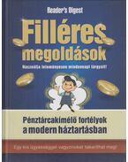 Filléres megoldások - dr. Dobosi Beáta, Koczka Erika