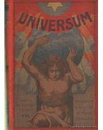Universum 8. kötet (piros színű,új háborús kötet) - Dr. Hankó Vilmos