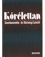 Kórélettan - Dr. Hársing László