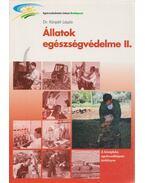 Állatok egészségvédelme II. - Dr. Kárpáti László