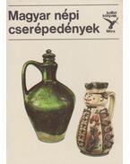 Magyar népi cserépedények - Dr.  Kresz Mária