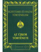 Egyetemes és hazai történelem III. (reprint) - Dr. Márki Sándor