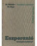 Eszperantó társalgási zsebkönyv - Dr. Mátéffy József, Dr. Nagy István