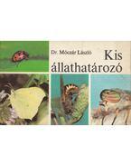 Kis állathatározó - Dr. Móczár László
