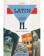 Latin nyelvkönyv II. - Dr. Nagy Ferenc, N. HORVÁTH MARGIT
