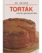 Torták - Dr. Oetker