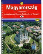 Magyarország autóatlasza / Autoatlas von Ungarn / Road Atlas of Hungary - Dr. Papp-Váry Árpád