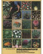 Díszzöldségek és egyéb kiskerti növénykülönlegességek - Dr. Szalva Péter