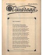 Vasárnap 1930. július 6. XIII. évfolyam 14. szám - Dr. Wild Endre (főszerkesztő)