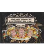 Ungarischer Wildgerichte ausgewählt von Imre Gundel 1834-1894 1834-1894 - Draveczky Balázs