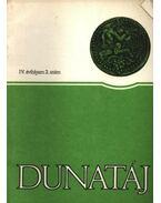 Dunatáj IV. évfolyam 2. szám