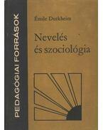 Nevelés és szociológia - Durkheim, Émile