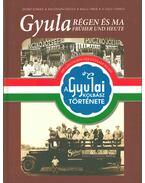 Gyula régen és ma / Gyula früher und Heute) - Durkó Károly, Bagyinszki Zoltán, Balla Tibor, D. Nagy András