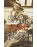 Alexandriai négyes I. - Justine - Durrell, Lawrence