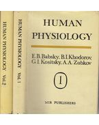 Human Physiology Vol. 1-2. - E. Babsky, B. Khodorov, G. Kositsky, A. Zubkov
