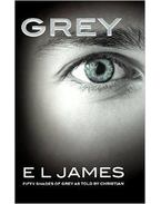 GREY: FIFTY SHADES OF GREY AS TOLD BY CHRISTIAN - E. L. James