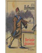 Murr kandúr életszemlélete, valamint Johannes Kreisler karmester töredékes életrajza - E. T. A. Hoffmann