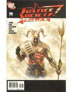 Justice Society of America 18. - Eaglesham, Dale, Geoff Johns, Alex Ross