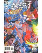 Justice Society of America 20. - Eaglesham, Dale, Geoff Johns, Alex Ross